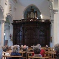 Het Van Peteghem-orgel te Etikhove
