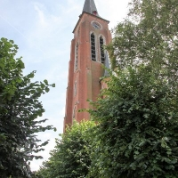 Sint-Jozefkerk te Sint-Niklaas Tereken