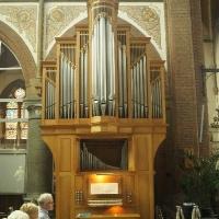 Sint-Gillis-bij-Dendermonde, Sint-Egidiuskerk. Marcussen, 1994