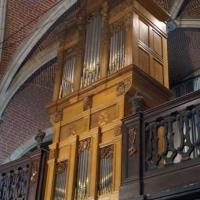 Laarne, St-Machariuskerk. Nicolas Lenglet (1672) -Verschueren(1982)