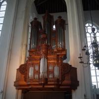 Aardenburg, Sint-Bavokerk. Flentrop-Reyl, 1954-2005.