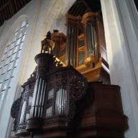 Aardenburg, Sint-Bavokerk. Flentrop- Reyl, 1954-2005.