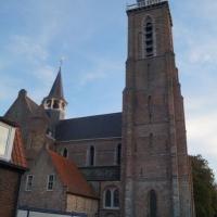 Aardenburg, Sint-Bavokerk.