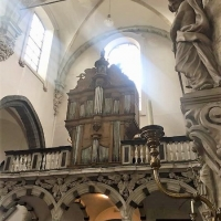 Het orgel van de Sint-Elisabethkerk