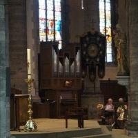 Sint-Niklaas, Sint-Nicolaaskerk. Pels-D'Hondt, Herselt, 1976
