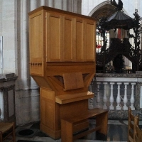 Antwerpen, kathedraal. SNSD.