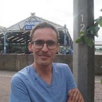 chauffeur Matthias van Nostalbus