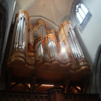 Sint-Niklaas, Sint-Nicolaaskerk. Draps-Flentrop, 1991-2008.
